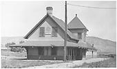 Ridgway depot.<br /> RGS  Ridgway, CO