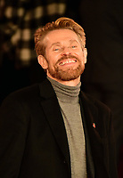 www.acepixs.com<br /> <br /> November 2 2017, London<br /> <br /> Willem Defoe arriving at the world premiere of 'Murder On The Orient Express' at the Royal Albert Hall on November 2, 2017 in London, England.<br /> <br /> By Line: Famous/ACE Pictures<br /> <br /> <br /> ACE Pictures Inc<br /> Tel: 6467670430<br /> Email: info@acepixs.com<br /> www.acepixs.com