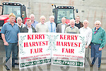 FAIR: Members of the Kerry Harvest Fair Committee, l-r: Gerard Collins, James O'Driscoll, John Foley, Dan Shanahan, John O'Sullivan, Joe Moriarty (Kerry Group), Brian Walsh (Secretary), John Savage, Aidan Dillon, Seamus McEnery (Vice-Chairman), John Slattery.   Copyright Kerry's Eye 2008