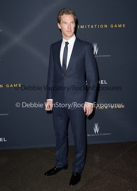 Benedict Cumberbatch at The Weinstein Company Special L.A. Screening of The Imitation Game hosted by Chanel held at The DGA Theatre in West Hollywood, California on November 10,2014                                                                               © 2014 Hollywood Press Agency