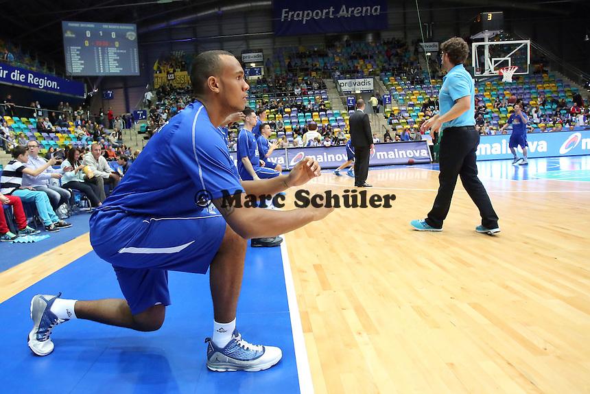 Kevin Bright (Skyliners) - Fraport Skyliners vs. EWE Baskets Oldenburg, Fraport Arena Frankfurt