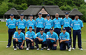 Scotland / Saltires cricketers (heads)
