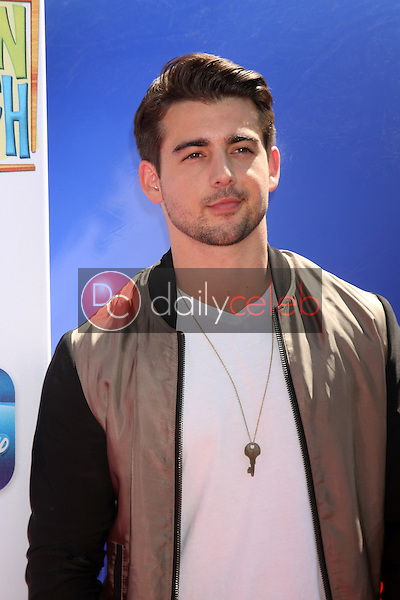 "John DeLuca<br /> at the ""Teen Beach 2"" Premiere, Walt Disney Studios, Burbank, CA 06-22-15<br /> David Edwards/DailyCeleb.com 818-249-4998"