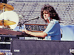 Journey 1980 Gregg Rolie.© Chris Walter.