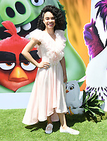 """10 August 2019 - Westwood, California - Gabrielle Green. Sony's """"The Angry Birds Movie 2"""" Los Angeles Premiere held at Regency Village Theater.   <br /> CAP/ADM/BT<br /> ©BT/ADM/Capital Pictures"""