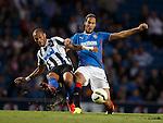 060813 Rangers v Newcastle Utd