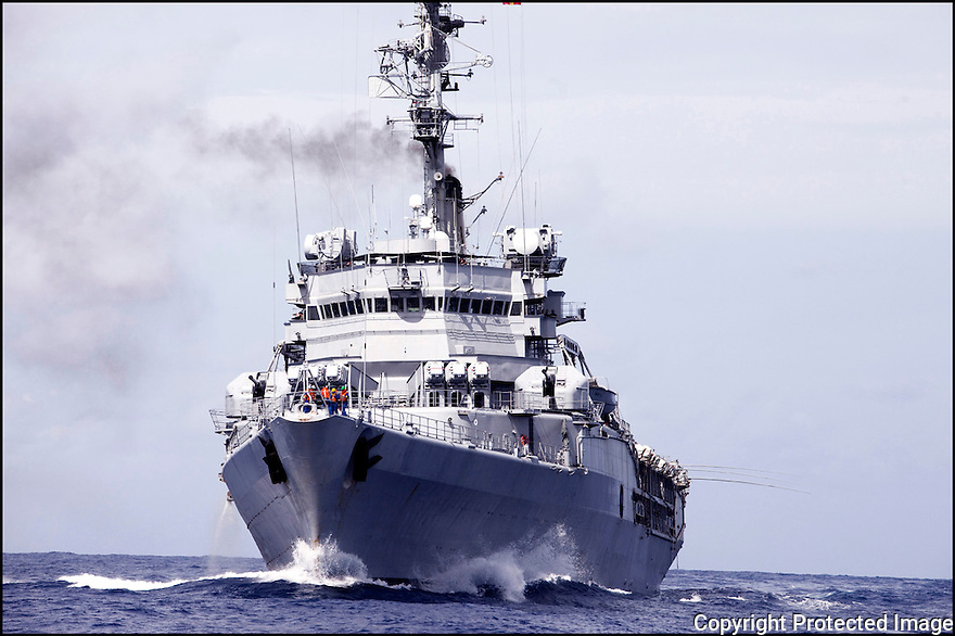 Février 2009/ Océan Indien/ Navigation.