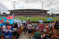 Day two of the 2018 HSBC World Sevens Series Hamilton at FMG Stadium in Hamilton, New Zealand on Sunday, 4 February 2018. Photo: Joe Johnson / lintottphoto.co.nz