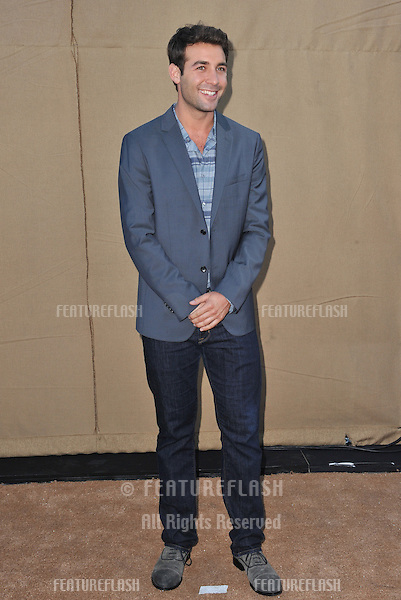 James Wolk at the CBS 2013 Summer Stars Party in Beverly Hills.<br /> July 29, 2013  Los Angeles, CA<br /> Picture: Paul Smith / Featureflash