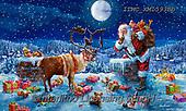 Marcello, CHRISTMAS SANTA, SNOWMAN, WEIHNACHTSMÄNNER, SCHNEEMÄNNER, PAPÁ NOEL, MUÑECOS DE NIEVE, paintings+++++,ITMCXM1593BB,#x#
