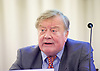 Ken Clarke speaking at &lsquo;Shrinking Pains - <br /> The size and functions of the state over the parliament and beyond.'<br /> Resolution Foundation event at Mary Sumner House, London, Great Britain <br /> 10th November 2015 <br /> <br /> <br /> Ken Clarke MP<br /> <br /> <br /> Photograph by Elliott Franks <br /> <br /> <br /> Image licensed to Elliott Franks Photography Services