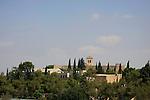 Israel, Shephelah, a view of Bet Gemal