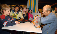 21-2-07,Tennis,Netherlands,Rotterdam,ABNAMROWTT, Kidsday with Davidenko