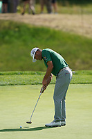 Ryan Palmer (USA) on the 4th green during the 1st round at the PGA Championship 2019, Beth Page Black, New York, USA. 17/05/2019.<br /> Picture Fran Caffrey / Golffile.ie<br /> <br /> All photo usage must carry mandatory copyright credit (&copy; Golffile | Fran Caffrey)