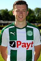 GRONINGEN - Presentatie FC Groningen o23, seizoen 2018-2019,   30-06-2018,  Daniel Bouman