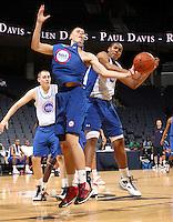 Kaleb Tarczewski at the NBPA Top100 camp June 18, 2010 at the John Paul Jones Arena in Charlottesville, VA. Visit www.nbpatop100.blogspot.com for more photos. (Photo © Andrew Shurtleff)