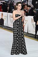 "Kristen Stewart<br /> arriving for the ""Charlie's Angels"" premiere at the Curzon Mayfair, London.<br /> <br /> ©Ash Knotek  D3538  19/11/2019"