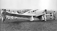 BNPS.co.uk (01202 558833)<br /> Pic: Sworders/BNPS<br /> <br /> Pictured: The 'King's Cup' race was founded by George V in 1922 to stimulate the development of light aircraft in the early age of aviation.<br /> <br /> An exquisite silver-gilt trophy awarded by the King to the fastest pilot of the day has emerged for sale eight decades later.<br /> <br /> The 'King's Cup' race was founded by George V in 1922 to stimulate the development of light aircraft in the early age of aviation.<br /> <br /> He handed this cup over to the winner of the 1935 edition, the World War One flying ace Flight Lieutenant Tommy Rose.