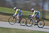 2011 Long Run Park Road Race Masters