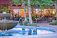 Fish Fountain at Aliso Viejo Town Center
