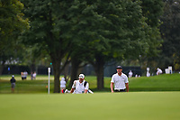 Bryson DeChambeau (USA) make his way down 7 during Rd3 of the 2019 BMW Championship, Medinah Golf Club, Chicago, Illinois, USA. 8/17/2019.<br /> Picture Ken Murray / Golffile.ie<br /> <br /> All photo usage must carry mandatory copyright credit (© Golffile   Ken Murray)