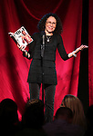 "Rhea Perlman.appearing in  ""Celebrity Autobiography: In Their Own Words,"" the acclaimed, long-running LA- based comedy sensation at the Triad Theater in New York City..December 7, 2009."