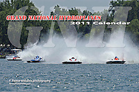 2011 Grand National Hydroplane Calendar