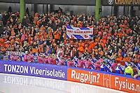SCHAATSEN: HEERENVEEN: IJsstadion Thialf, 15-02-15, World Single Distances Speed Skating Championships, ©foto Martin de Jong