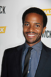 Andre Holland stars in The Knick - on Cinemax - premiering Aug 8, 2014 - starring Andre Holland, Leon Addison Brown, David Fierro and more on July 23, 2014 at NY Academy of Medicine , New York City, New York.  (Photo by Sue Coflin/Max Photos)