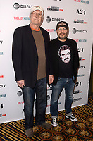 """LOS ANGELES - FEB 22:  Chevy Chase, Adam Rifkin at the """"The Last Movie Star"""" Premiere at the Egyptian Theater on February 22, 2018 in Los Angeles, CA"""