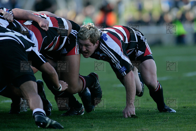 James Maher. Hawkes Bay vs Counties Manukau played at McLean Park, Napier on 13th of August 2006.