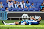 League Santander 2017-2018 - Game: 2<br /> RCD Espanyol vs CD Leganes: 0-1.<br /> Pablo Piatti.