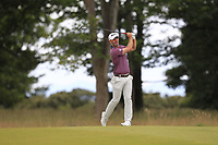 Paul Waring (ENG) on the 1st during Round 2 of the Aberdeen Standard Investments Scottish Open 2019 at The Renaissance Club, North Berwick, Scotland on Friday 12th July 2019.<br /> Picture:  Thos Caffrey / Golffile<br /> <br /> All photos usage must carry mandatory copyright credit (© Golffile | Thos Caffrey)