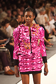 Graduate Fashion Week 2010, dresses designed by students from the University of East London