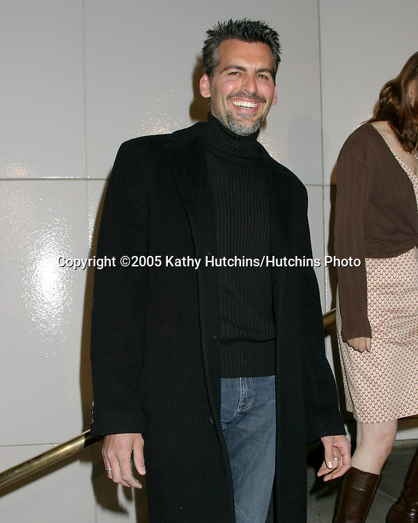 Oded Fehr.Match Point Premiere.LA County Museum of Art.Los Angeles, CA.December 8, 2005.©2005 Kathy Hutchins / Hutchins Photo