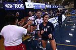 2014 BYU Women's Volleyball vs Saint Marys