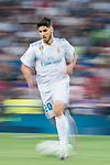 Marco Asensio Willemsen of Real Madrid in action during the La Liga 2017-18 match between Real Madrid and Real Betis at Estadio Santiago Bernabeu on 20 September 2017 in Madrid, Spain. Photo by Diego Gonzalez / Power Sport Images