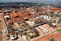 Processo de refino da bauxita