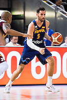 Spain's basketball player Rudy Fernandez during the  match of the preparation for the Rio Olympic Game at Madrid Arena. July 23, 2016. (ALTERPHOTOS/BorjaB.Hojas) /NORTEPHOTO.COM