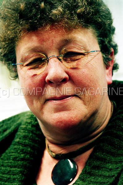 Mieke Van Hecke, directeur-generaal van het Vlaams Secretariaat van het Katholiek Onderwijs (VSKO) (Belgium, 08/12/2006)