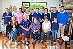 Ellen O'Shea Killorglin seated centre celebrated her 93rd birthday with her family and friends at her home on Saturday