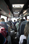 Minibus trip around the island of Inishmore, Aran Islands, Ireland