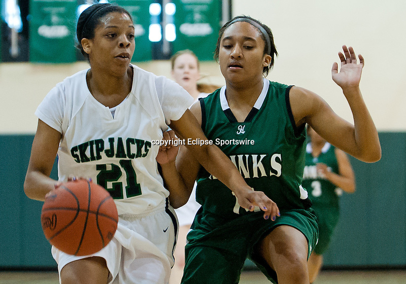 Scenes from JuCo Division II, Region XX Women's Tournament Finals at Cecil College in North East, Maryland.
