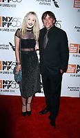 NEW YORK, NY September 28, 2017  Lorelei Linklater, Richard Linklater  attend 55th New York Film Festival opening night premiere of Last Flag Flying at Alice Tully Hall Lincoln Center in New York September 28,  2017.Credit:RW/MediaPunch
