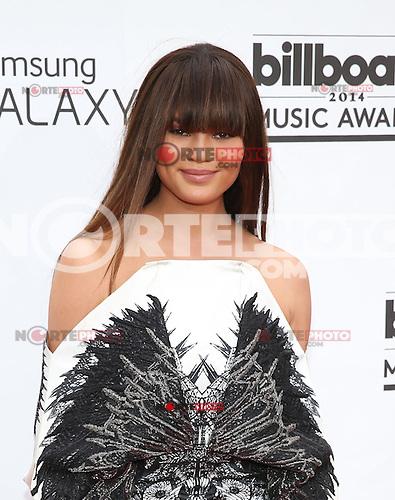 LAS VEGAS, NV - May 18 : Chrissy Teigan  pictured at 2014 Billboard Music Awards at MGM Grand in Las Vegas, NV on May 18, 2014. ©EK/Starlitepics