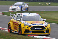 2019 British Touring Car Championship. Race 3. #3 Tom Chilton. Team Shredded Wheat Racing with Gallagher. Ford Focus RS.