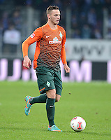 FUSSBALL   1. BUNDESLIGA  SAISON 2012/2013   15. Spieltag TSG 1899 Hoffenheim - SV Werder Bremen    02.12.2012 Marko Arnautovic (SV Werder Bremen)
