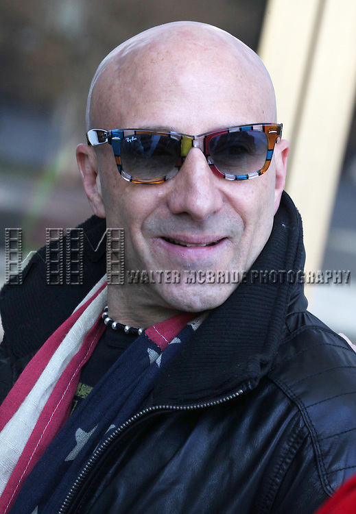 Drummer Kenny Aronoff attending the Rehearsals for the 35th Kennedy Center Honors at Kennedy Center in Washington, D.C. on December 2, 2012
