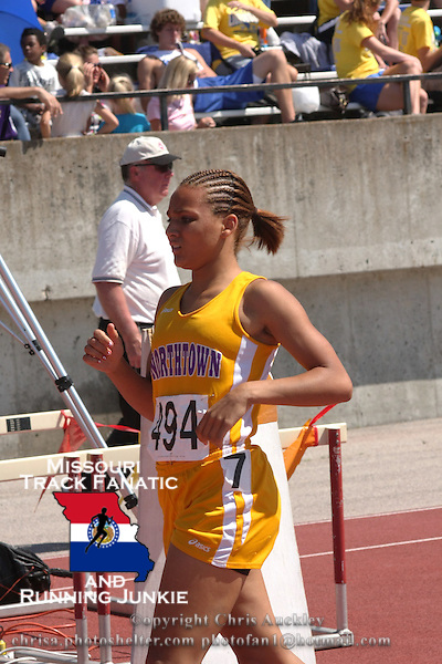 2009 Class 3 & 4 MSHSAA Missouri State High School Track & Field Championships
