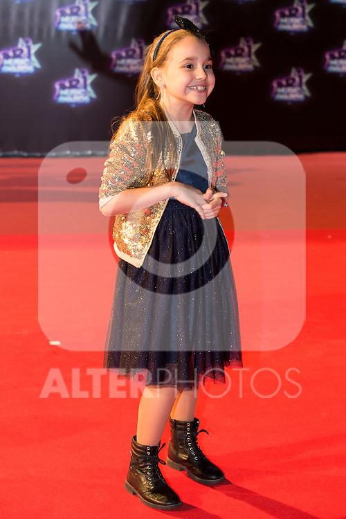 Manuela, gagnante The Voice Kids 2016